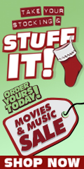 Movies Stocking Stuffers