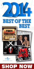 Best of the Best of 2014 Music CDs Sale