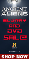 Ancient Aliens On Sale Now