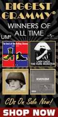 Ume Biggest Grammy Winners Of All Time Boutique