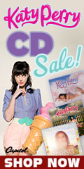 Katy Perry CD Sale