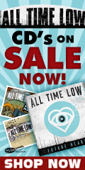 All Time Low - CD Sale