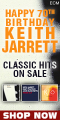 ECM Keith Jarrett