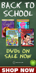 Cinedigm Back to School