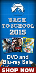 Paramount Back To School 2015