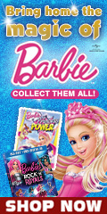 Barbie Bring Home The Magic