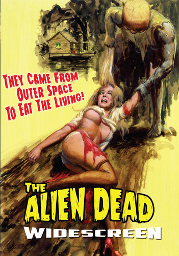 Alien Dead (REGION 1 DVD New)