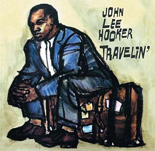 Travelin-I-039-m-John-Lee-Hooker-John-Lee-Hooker-2018-CD-NUOVO