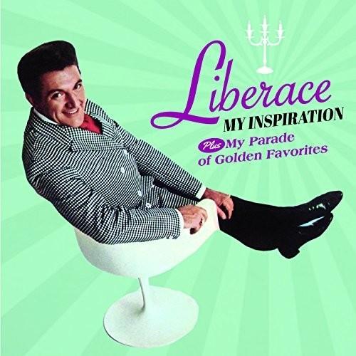 My-Inspiration-My-Parade-Of-Golden-Favorites-Liberace-2018-CD-NEUF