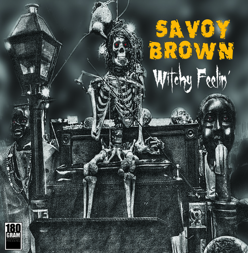Witchy Feelin' - Savoy Brown (2018, Vinyl NEU)