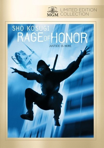 Rage Of Honor (2014, DVD NEW)