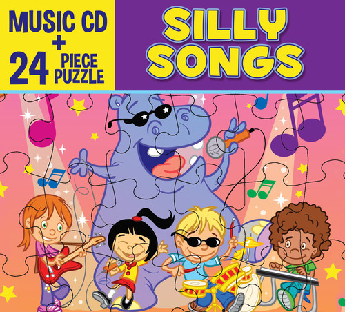 Silly-Songs-Various-Artist-2018-CD-NUOVO