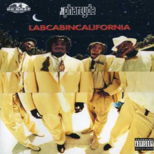 Labcabincalifornia-Pharcyde-2008-CD-NEUF