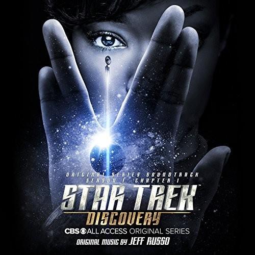 Star-Trek-Discovery-Tv-O-S-T-Jeff-Russo-2018-CD-NEUF