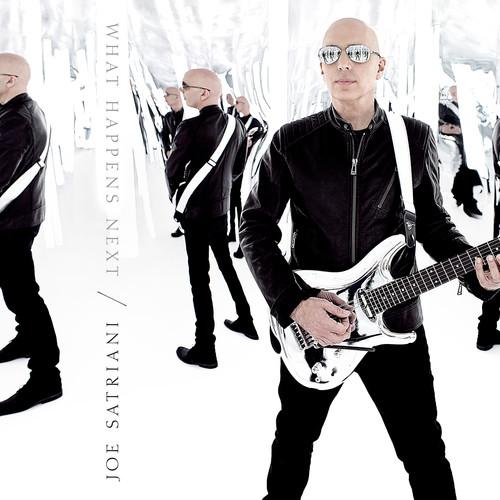 What Happens Next - Joe Satriani (2018, CD NEUF)