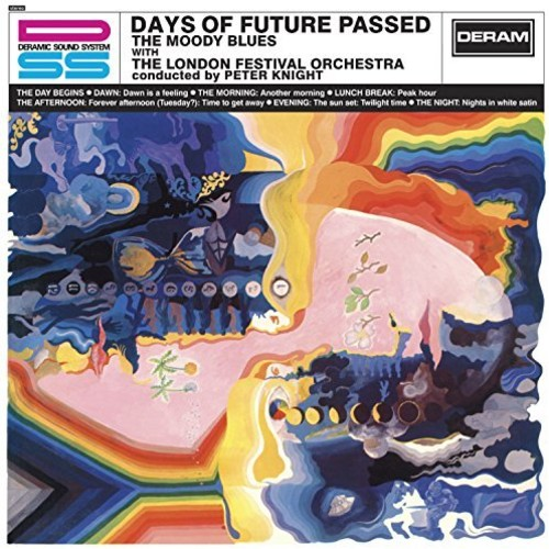 Days-Of-Future-Passed-Moody-Blues-2017-Vinyl-NEUF