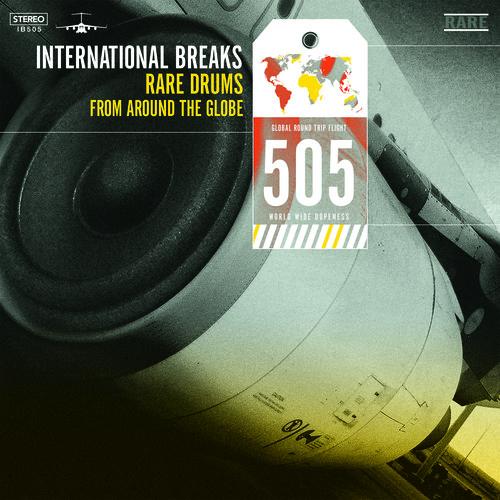 International Breaks 5 - Various Artist (2017, Vinyl NEW)