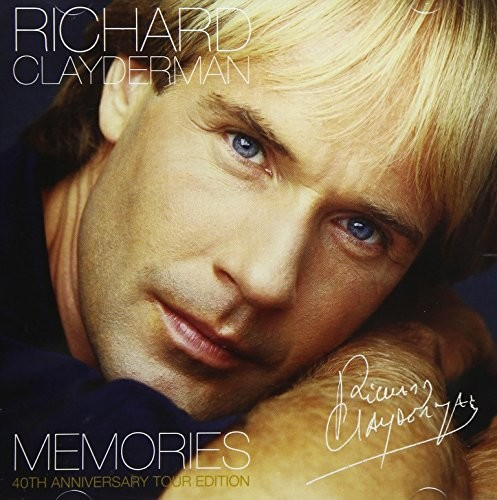 Memories-40th-Anniversary-Tour-Edition-2-DISC-SET-Richard-2017-CD-NEUF