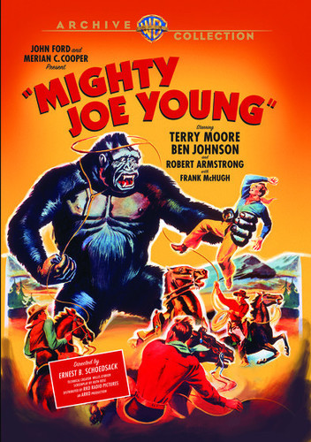 Mighty Joe Young (2014, DVD NEW)
