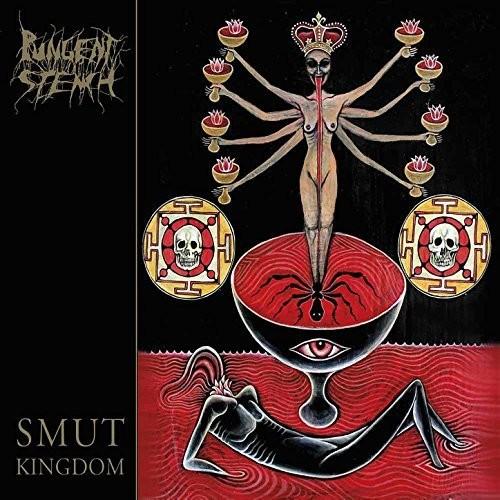 Smut Kingdom - Pungent Stench (2018, CD NEU)