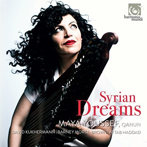 Syrian Dreams - Maya Youssef (CD New)