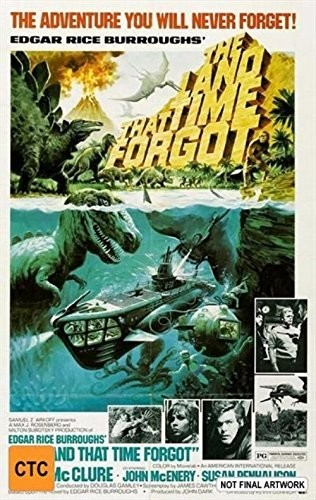Land That Time Forgot (Blu-ray New)