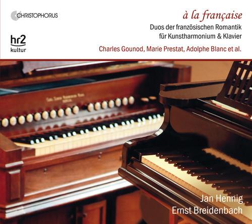 Duets For Harmonium D'Art & Piano In French - Loret / Hennig / Br (2018, CD NEU)