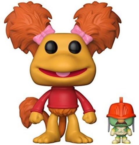 Fraggle-Rock-Red-w-Doozer-Funko-Pop-Television-2018-Toy-NUEVO