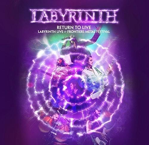 Return To Live - Labyrinth (CD New)