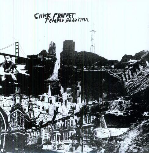 Temple-Beautiful-2-DISC-SET-Chuck-Prophet-2012-Vinyl-NUOVO