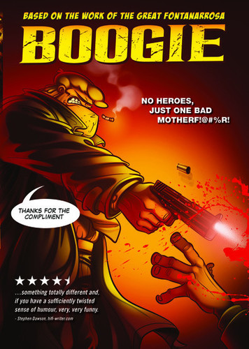 Boogie (2015, DVD NEW)