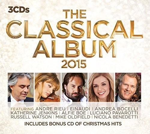 Classical-Album-2015-3-DISC-SET-Classical-Album-2015-2014-CD-NUOVO
