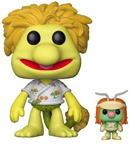 Fraggle-Rock-wembley-w-doozer-funko-pop-Television-2018-Toy-nuevo
