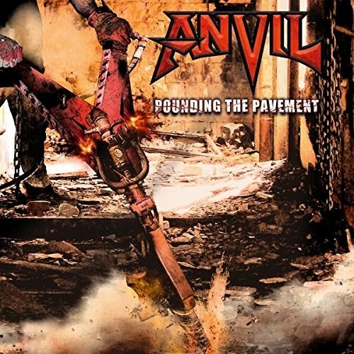 Pounding The Pavement - Anvil (CD New)