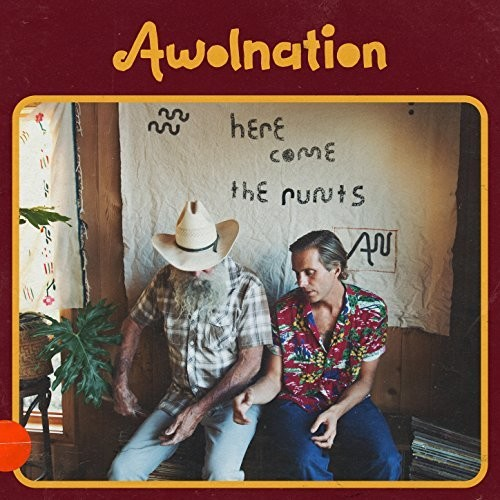 Here-Come-The-Runts-Awolnation-2018-Vinyl-NUOVO