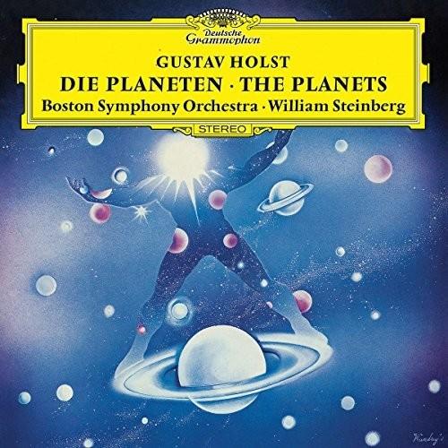 Planets-Op-32-Steinberg-Boston-Symphony-Orch-2018-Vinyl-NEUF