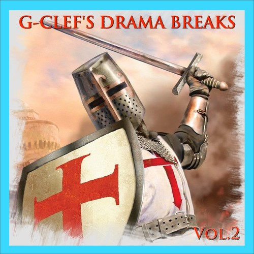 Drama-Breaks-2-G-Clef-Da-Mad-Komposa-2018-CD-NEUF