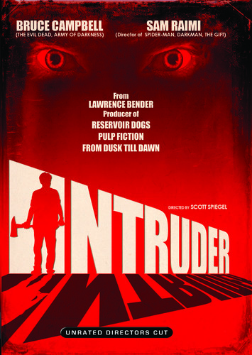 Intruder [Unrated Director's Cut] DVD Region 1