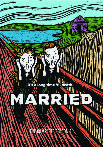 Married: The Complete Season 1 - 2 DISC SET (2014, DVD NEW)