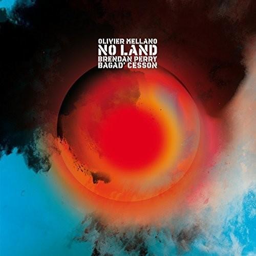 No Land - Brendan / Mellano,Olivier Perry (2018, CD NEU)
