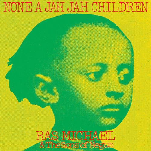 None A Jah Jah Children - Ras Michael & Sons Of Negus (CD New)