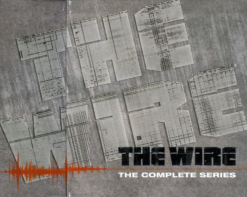 Wire: The Complete Series [23 Discs] DVD Region 1 883929023196