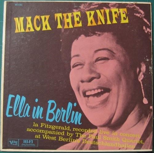 Ella-In-Berlin-Mack-The-Knife-Ella-Fitzgerald-2018-CD-NUOVO