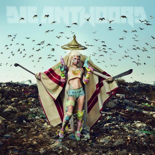 Mount Ninji & Da Nice Time Kid - Die Antwoord (2016, CD NEU) Explicit Version
