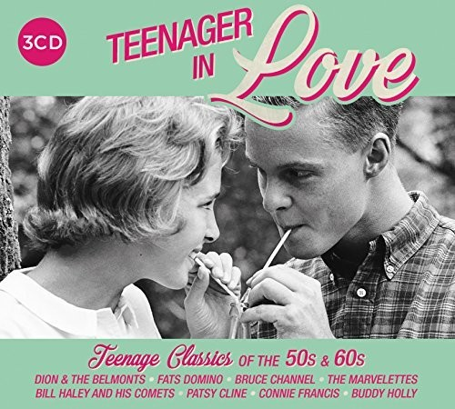 Teenager-In-Love-3-DISC-SET-Various-Artist-2018-CD-NEUF