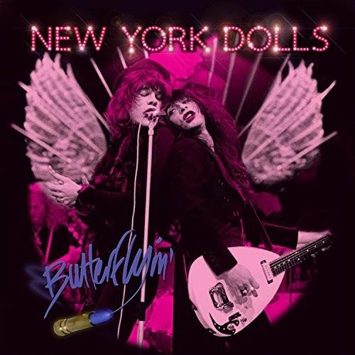 Butterflyin-039-New-York-Dolls-2018-Vinyl-NUOVO