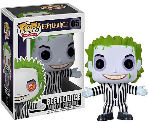 Beetlejuice-Funko-Pop-Beetlejuice-Vinyl-Figure-2013-Toy-NUEVO