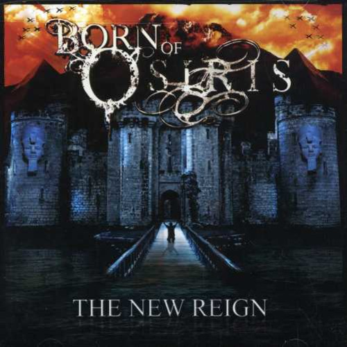 Born Of Osiris - New Reign (CD Used Like New)