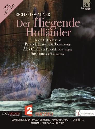 Flying Dutchman - 2 DISC SET (REGION 1 DVD New)
