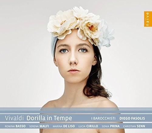 Dorilla-In-Tempe-2-DISC-SET-Vivaldi-Basso-Fasolis-2018-CD-NEUF